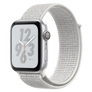 VORBEI! Apple Watch Series 4 Nike+ GPS 44mm Silber Sport Loop für 414,81€ (statt 455€)