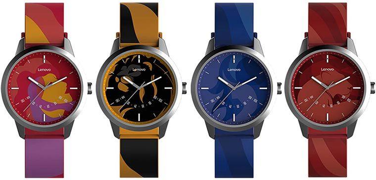 Lenovo Watch 9 – Hybrid Smartwatch mit Fitnesstracker als Sternzeichen Edition für 15,50€