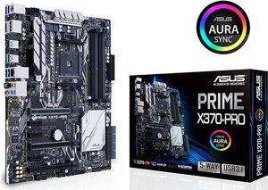 Asus Prime X370 Pro (AM4)   Mainboard für 70,89€ (statt 108€)