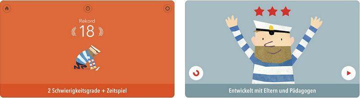 iOS: Kleinkinder App Fiete Choice gratis