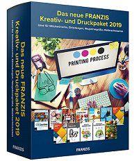 Das neue Grafik  und Druckpaket von Franzis gratis