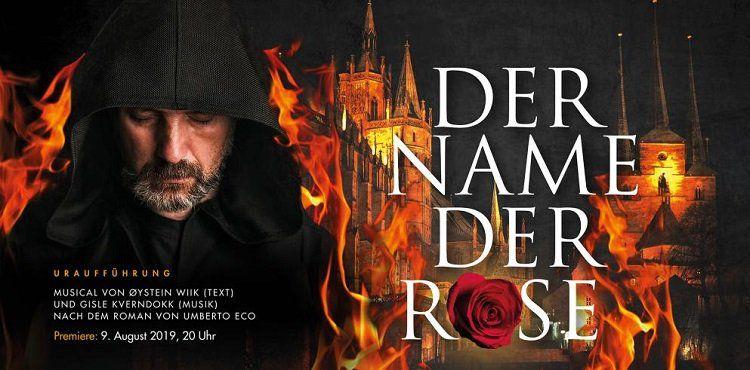 ÜN im 4* Hotel plus Eintritt zu den DomStufen Festspielen 2019: Der Name der Rose ab 129€ p.P.