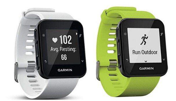Garmin Forerunner 35 GPS Laufuhr mit Herzfrequenzmessung für 81,78€ (statt 110€)