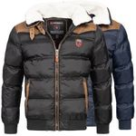 Geographical Norway Emei Herren Winterjacke für 54,99€ (statt 75€)
