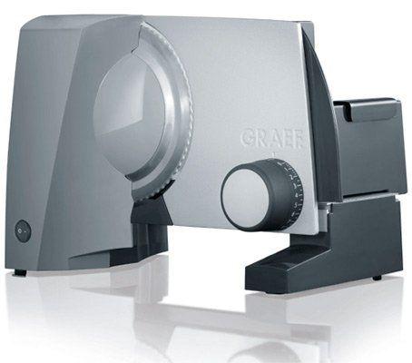 GRAEF G 52 Twin   Allesschneider (170 W) inkl. Schinkenmesser für 89,99€ (statt 120€)