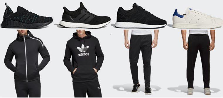 Adidas Cyber Monday Sale mit 40% Extra Rabatt auf SALE + ausgewählte Kollektionen