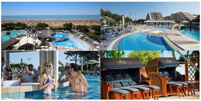 5 ÜN im 5* Hotel in Venetien inkl. Halbpension, Welcome Drink, Weinprobe, Strandliegen ab 418€ p.P.