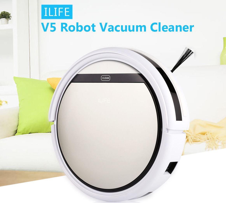 ILIFE V5 Staubsauger Roboter für 76,49€ (statt 120€)