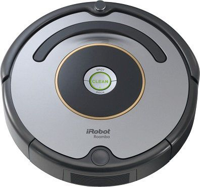 IROBOT Roomba 616 Saugroboter in Grau/Silber für 199€ (statt 252€)