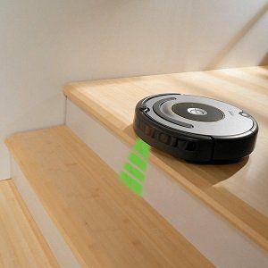 IROBOT Roomba 616 Saugroboter in Grau/Silber für 159€ (statt 185€)