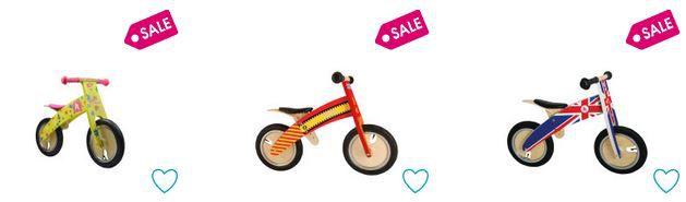 kiddimoto Premium Laufräder dank Sofortrabatt ab 36,40€ (statt 74€)