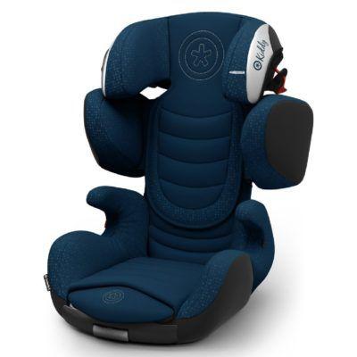 Kiddy Kindersitz Cruiserfix 3 in Blau für 143,99€ (statt 199€)
