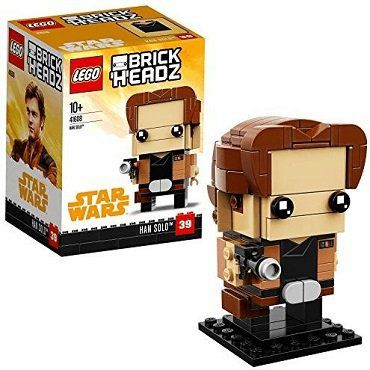 LEGO Han Solo (41608) Bausatz für 7€ (statt 10€)