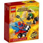 LEGO 76089 Mighty Micros: Scarlet Spider vs. Sandman Bausatz für 7€ (statt 8€)