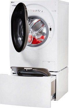 LG F 4WM 10TWIN (F 14WM 10GT + T 7WM 2Mini) Waschmaschine mit 10 kg und A+++ für 1.308,90€ (statt 1.548€)