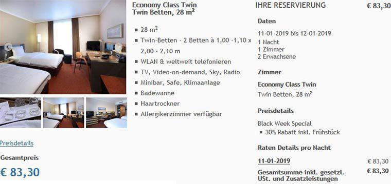 30% Rabatt auf ausgewählte Lindner Hotels