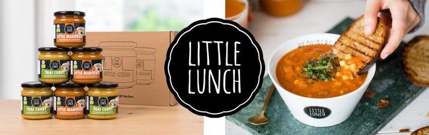 Vorbei! Fehler bei Little Lunch? 6x 350ml Bio Eintopfbox Orientalisch gratis zu jeder Bestellung