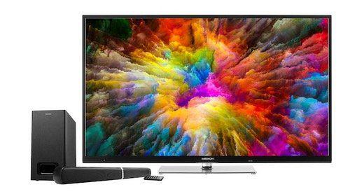 MEDION LIFE X14321 inkl. 2.1 TV Soundbar E64126 für 359,95€ (statt 506€)