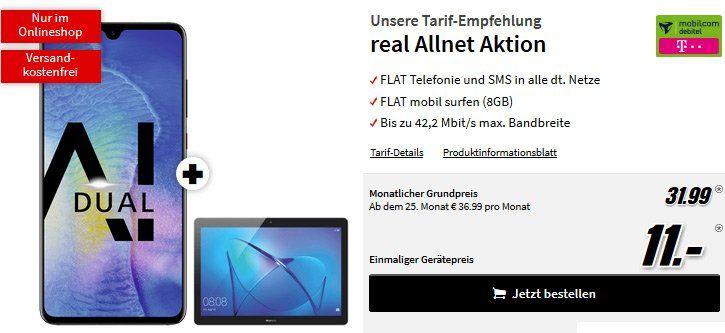 🔥MediaMarkt TOP 5 Singles Day Tarifangebote🔥 z.B. SAMSUNG Galaxy S9 Dual SIM & Microsoft Xbox One S 1TB Konsole für 11€ + 31,99€ mtl.