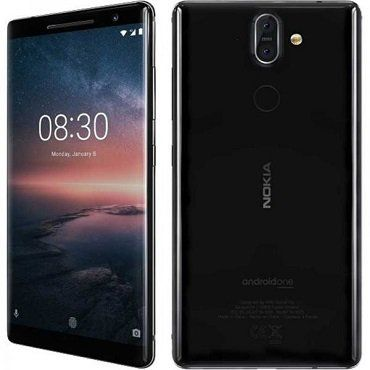 NOKIA 8 Sirocco mit 128GB in Schwarz ab 350,99€ (statt 906€?)