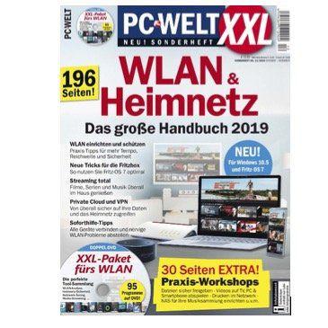 PC Welt Sonderheft XXL 12/2018 kostenlos (statt 12,90€)