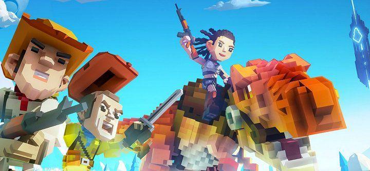 Für XboxOne: PixARK (als Preview) kostenlos