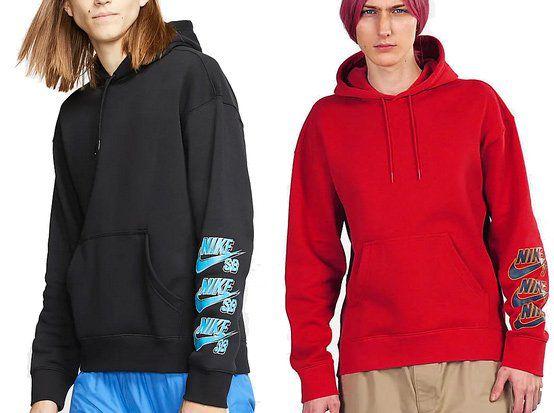 Nike SB Icon Herren Hoodie für 29,23€ (statt 47€)