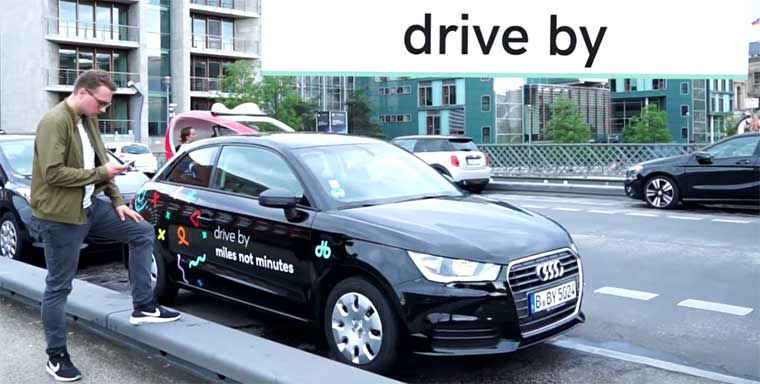 Drive By Carsharing in Hamburg im November kostenlos