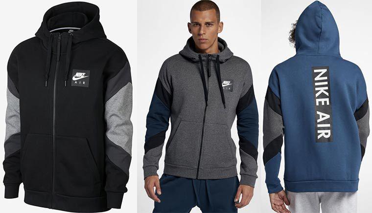 Nike Sportswear Air Herren Hoodie für 39,18€ (statt 59€)