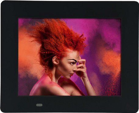 ROLLEI Pissarro DPF 804 Digitaler Bilderrahmen für 55€ (statt 65€)