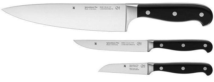 WMF Messerset (3 teilig) Spitzenklasse Plus mit Performance Cut für 54,99€ (statt 60€)