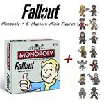 Fallout Monopoly Collector's Edition + 6 Mystery Minifigures für 47,99€ (statt 55€)