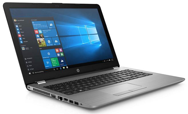 HP 250 G6 SP (4QW28ES)   15,6 Notebook mit 256 GB SSD & 8 GB RAM für 384,90€ (statt 435€)