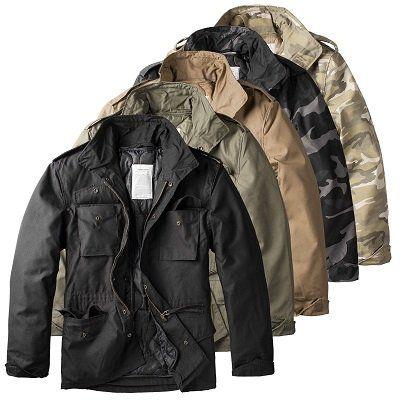 Trooper M65 SF   Herren Special Forces Feldjacke bis 5XL für 44,90€ (statt 79€)