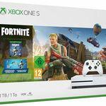 Microsoft XBox One S 1 TB + Fortnite für 211,50€ (statt 259€)