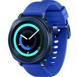 Samsung Gear Sport R600 Smartwatch in Schwarz oder Blau für 129€ (statt 168€)