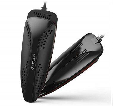 dodocool Elektrischer Schuhtrockner für 10,99€ (statt 15€)