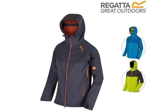 Regatta Hewitts III Softshell Jacke für 40,90€ (statt 48€)