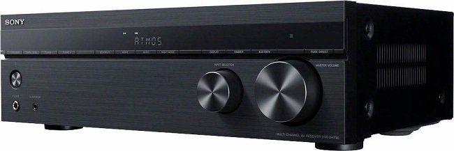 SONY STR DH790 AV Receiver mit 7.2 und 145 Watt pro Kanal für 349€ + SONY PS LX300USB Plattenspieler (statt 443€)