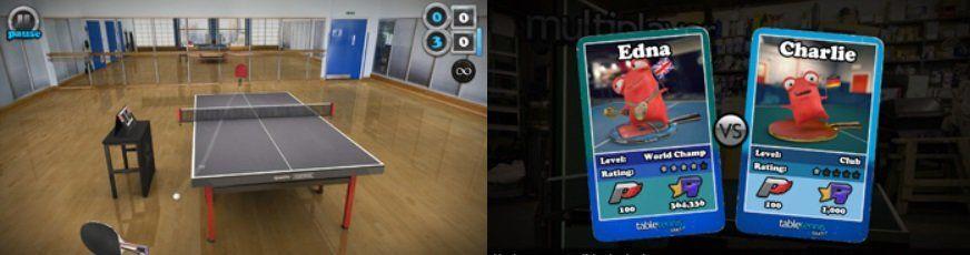 Table Tennis Touch für iOS gratis statt 4,49€