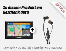 Garmin DriveSmart 51 LMT Navigationsgerät + JBL T110BT In ear Bluetooth Kopfhörer für 110,99€ (statt 138€)