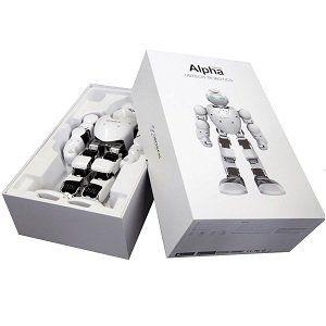 UBTECH ROBOTICS C1250 Alpha 1S Roboter in Weiß für 249€ (statt 454€)