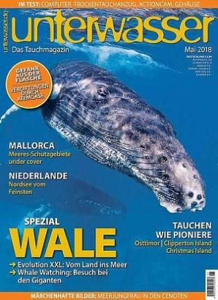 Unterwasser Jahresabo für 82,60€ + bis zu 85€ Gutschein