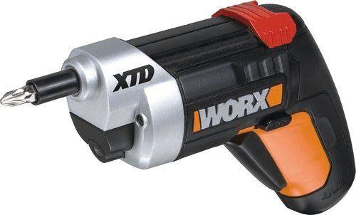 WORX WX252 XTD 4V Akkuschrauber für 33€ (statt 39€)