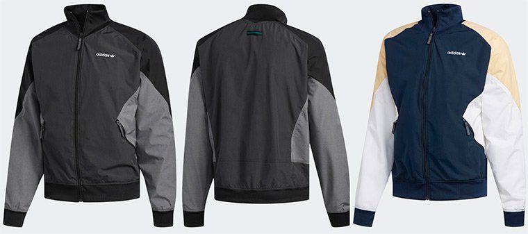 adidas Originals Herren EQT Jacke für 59,98€ (statt: 102€)