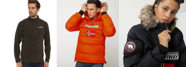 Geographical Norway Expedition Sale bei vente privee   z.B. Shirts ab 12,99€ oder Fleecejacken ab 19,99€