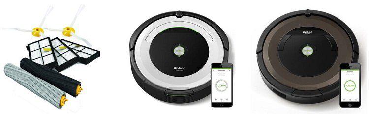 iRobot Sale bei vente privee   z.B. Roomba 896 für 356,49€ (statt 423€)