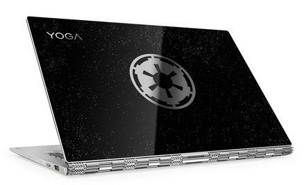LENOVO Yoga 920 13IKB Star Wars Empire Edition mit 13,9 Display, 8 GB RAM & 256 GB SSD für 999€ (statt 1.128€)