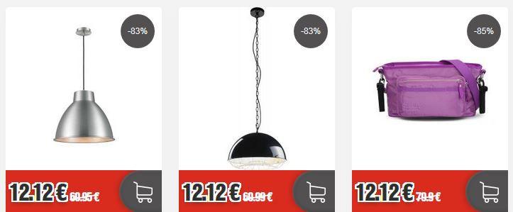 TOP12 Ausverkauf: ausgewählte Artikel für 12,12€ z.B. Tefal 4 teiliges Steakmesser Set für 12,12€