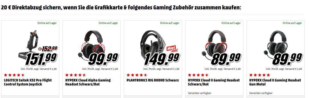 Top! ZOTAC GeForce GTX 1070 Amp!  oder Mini + Games o. Hardware ab 299€